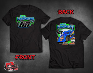 MOD 08 Modified Racing shirt