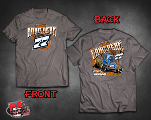 SPT 09 Sprint Car Tshirt