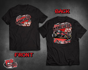 SPT 10 Sprint Car Tshirt