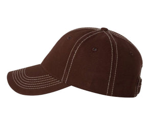 HAT Unstructured Standard 6 Panel Hat