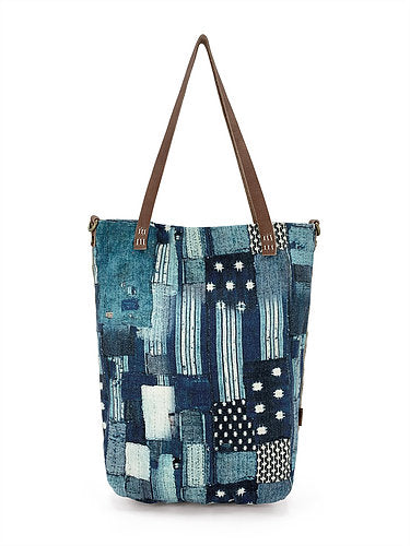 Bag - 'Patchwork' Art Bag