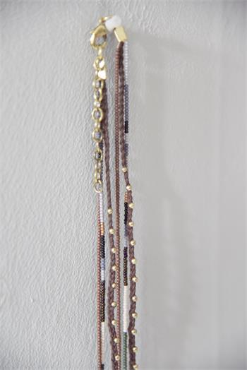 Necklace - Three Strand