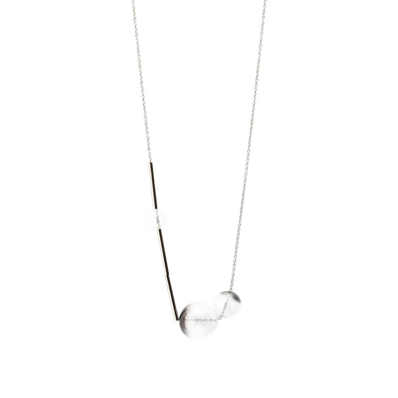 Necklace 'Gravity' - Ash