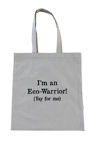 Bag Shopping 'Eco Warrior'
