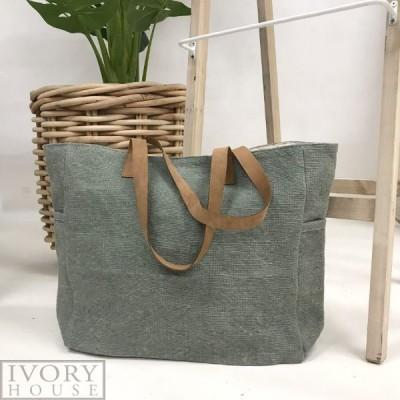 Bag 'Washed Canvas' - Grey