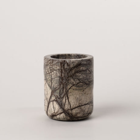 Cylinder - 'Fossil Stone'