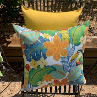 Cushion Outdoor 'Saguaro Sunshine'