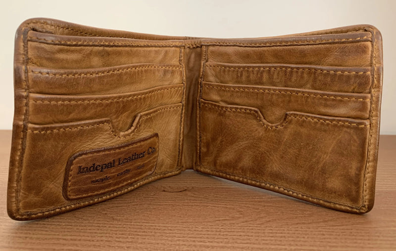 Wallet Leather 'Chadwick' Mens