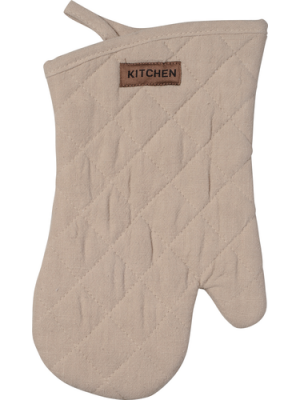Oven Mitt - 'Eco' Fawn