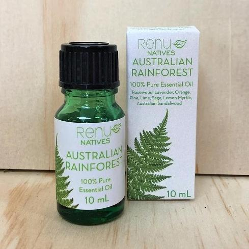 Essential Oils - Australian Rainforest