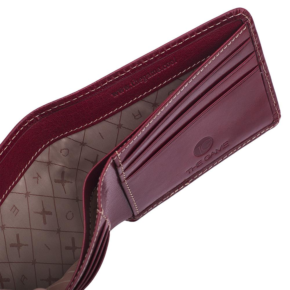 Wallet Leather 'The Opener' Mens