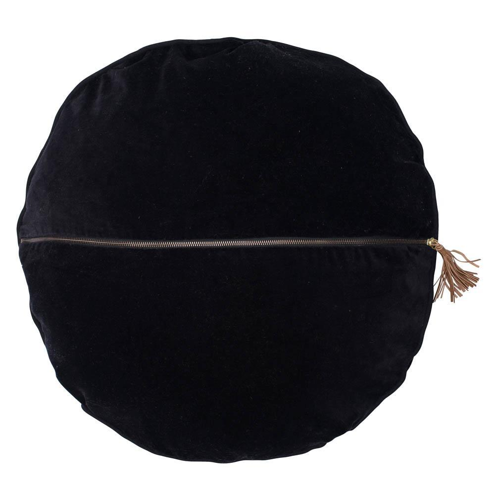 Cushion 'Circlyn' Black