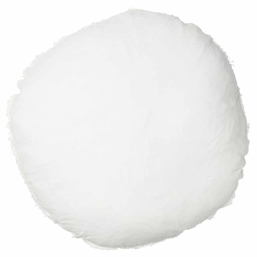 Cushion 'Lulu' Round - White