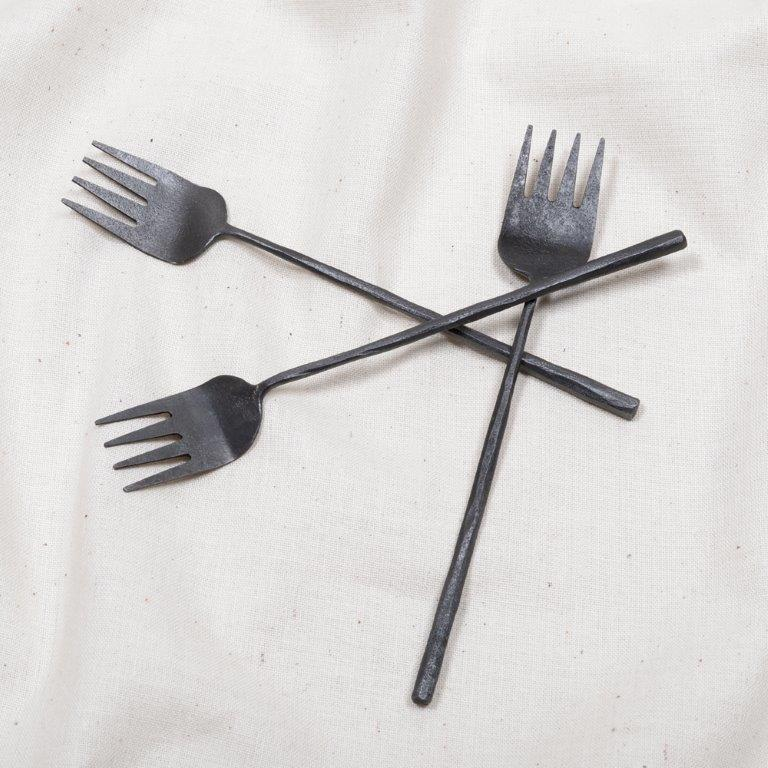 Cutlery - Burnished