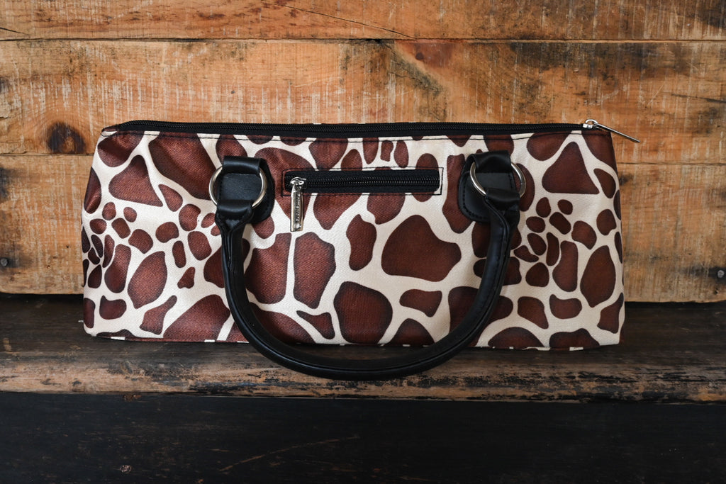 Wine Clutch 'Giraffe'