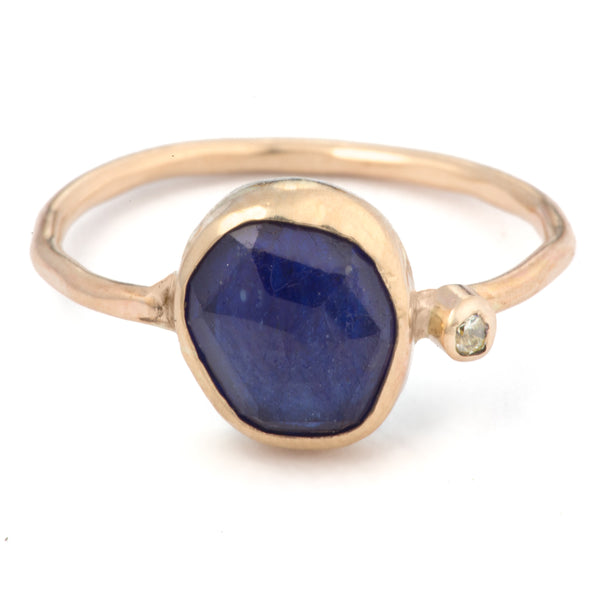 Baltic Sapphire Band