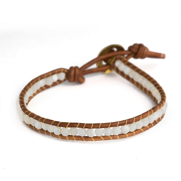 Palmas Leather Bracelet