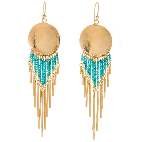Sierra Vintage Drop Earrings