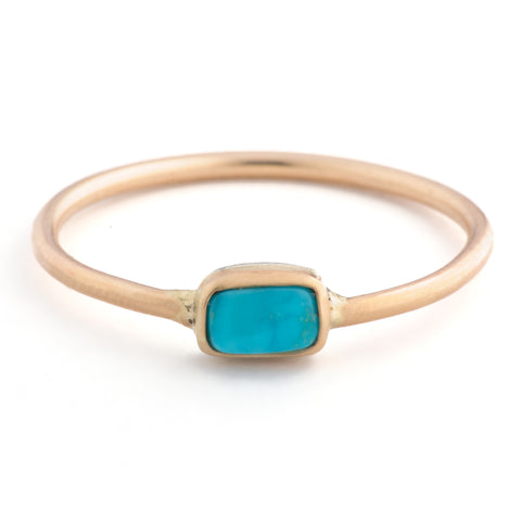 Tropez Turquoise Ring