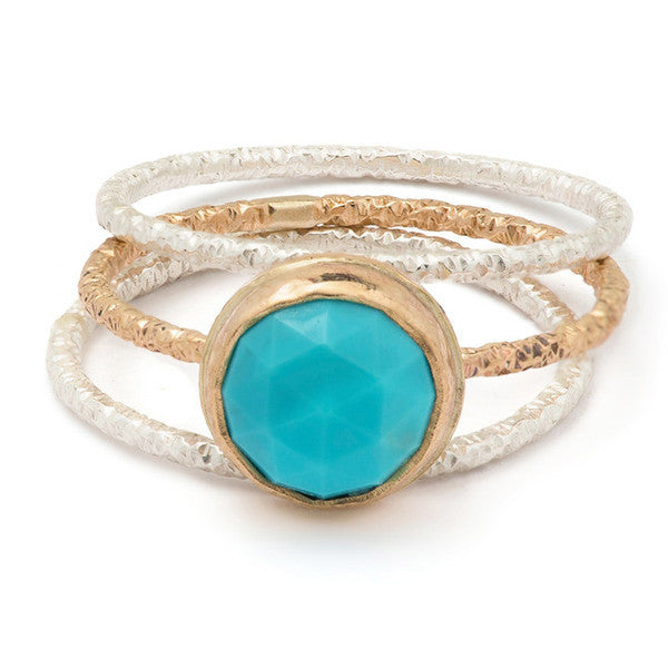 Catalina Stacking Rings