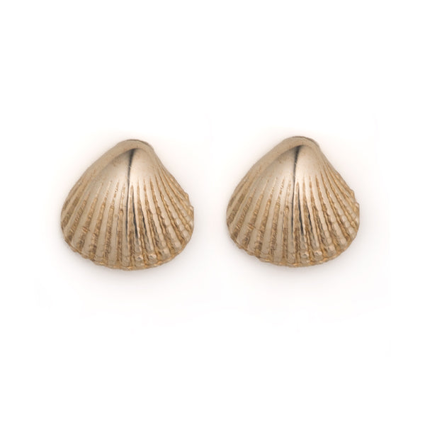 Low Tide Stud - Scallop Shell