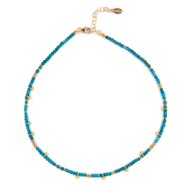 Resort Gemstone Choker