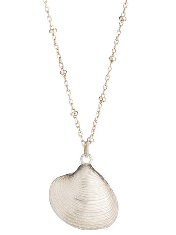 Sandbar Necklace - Clamshell