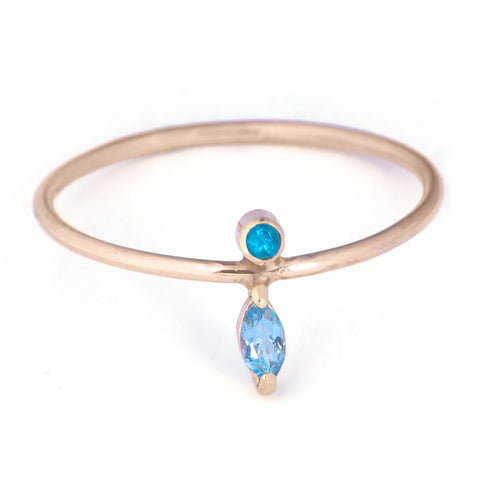 Mariposa Marquise Band
