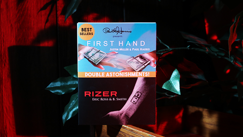 First Hand & Rizer (Backorder — Expected To Ship Early-May)