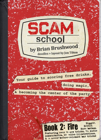 Scam School Book 2: Fire (Digital Release)