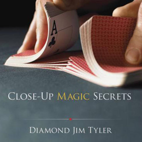 Close-Up Magic Secrets