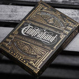 Contraband Playing Cards