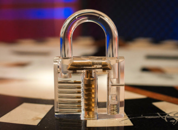 Build Your Own Padlock Kit