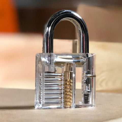Exposed Padlock Trainer (Padlock only)