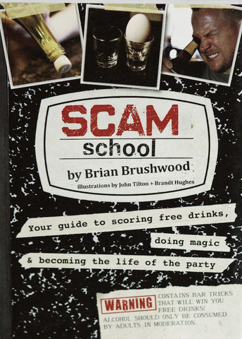 The Original Scam School Book