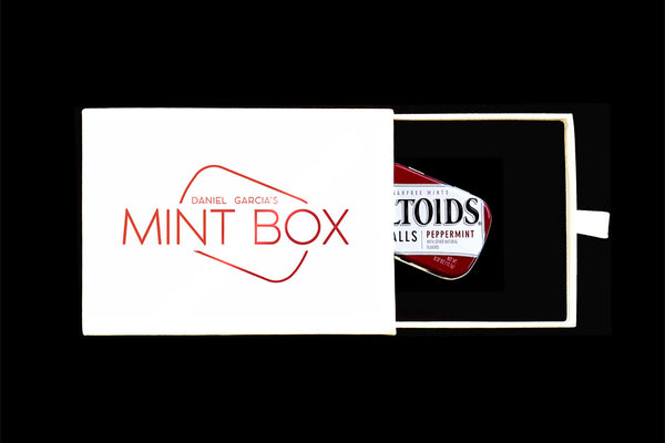 Mint Box by Daniel Garcia