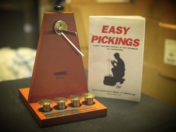 The Ultimate Lock Picking Trainer