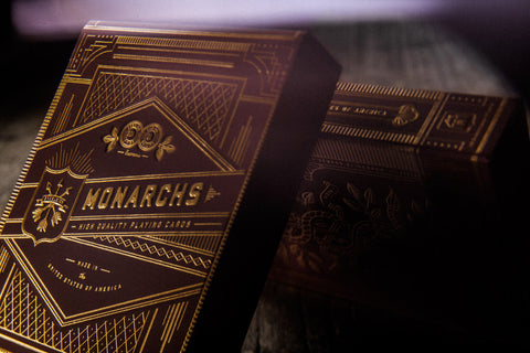 Red Monarch Deck (Backorder – Ships April 15th)