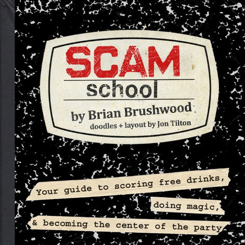 Scam School Book 1: Smoke (Enhanced Digital Release)