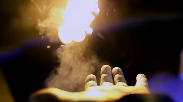 PYRO MINI - Shoot Fireballs from Your Wrist!