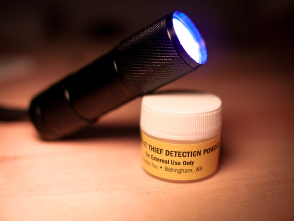 Ultraviolet Thief Detection Kit