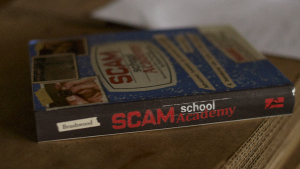 SIGNED Scam School 2-Book Bundle! (Pre-Order – Ships April 5th)