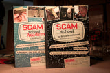 SIGNED Scam School Two-Book Bundle!