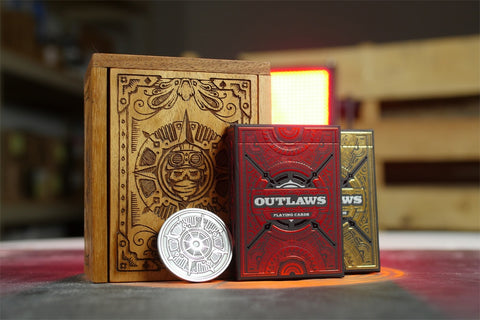 The Outlaws Vault — Backorder (Expected Ship Date: 12/4)