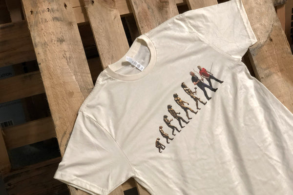 Evolution Tee (Limited Edition)