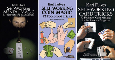 Self-Working Magic Book Bundle