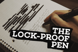 The Lock-Proof Pen - Pick Locks and Break Glass!