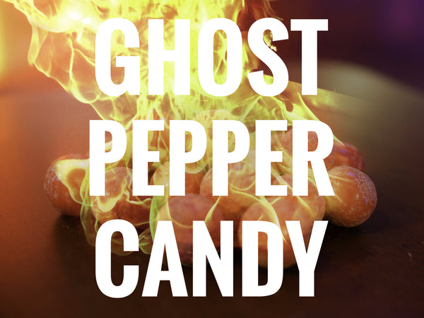 Ghost Pepper Gumballs