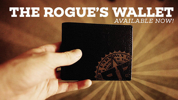 The Rogue's Ultimate Magic Wallet