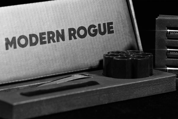 Modern Rogue Whiskey Bullets
